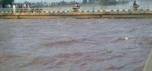 Flood in Upper Channab Canal in Village Chak Chatha Hafizabad