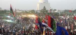 PPP Jalsa in Karachi 18 Oct 2014