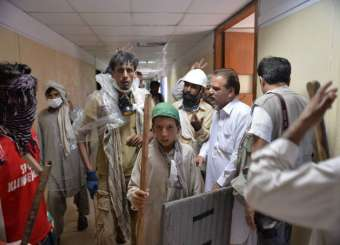 Attack On PTV Headoffice
