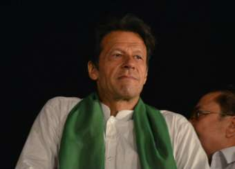Imran Khan Speech On 5th Sep 2014 Pictures