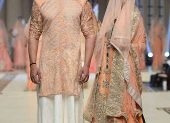 Bridal Couture Week Lahore 2014