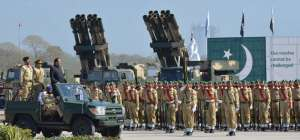 23rd March Parade in Islamabad
