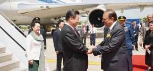 China President Xi Jinping Pakistan Visit
