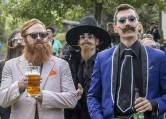 World's Best Beards And Moustaches Contest