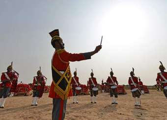 Desert Rangers Of Pakistan