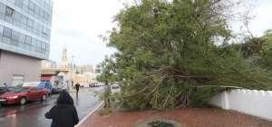 Haavy Rain In DUBAI