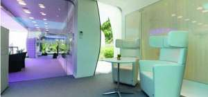 first 3D-printed office in Dubai