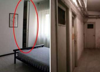 Man Finds 'secret Door' In Closet Just Before Selling House