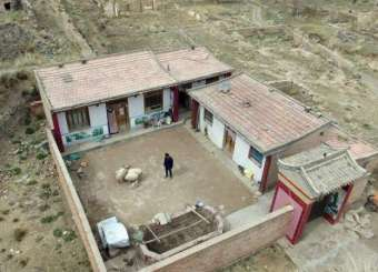 Chinese Man Has Been Living In A Village Alone For 10 Years