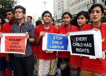 World Day Against Child Labour 11 June 2016