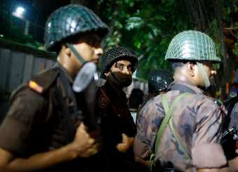 Terrorist Attack In Bangladesh