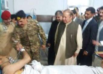 Quetta Civil Hospital Suicide Blast
