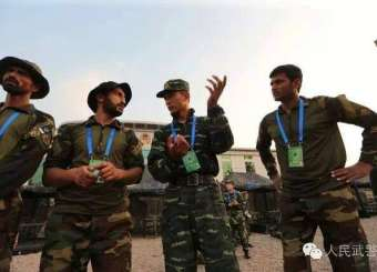 Pakistan Army Team Wins International Sniping Competition In Beijing