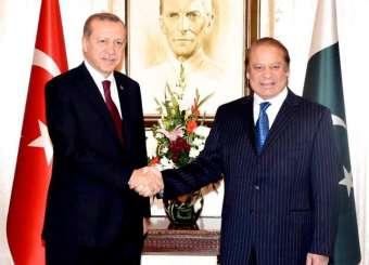 Turkish President Visit To Pakistan