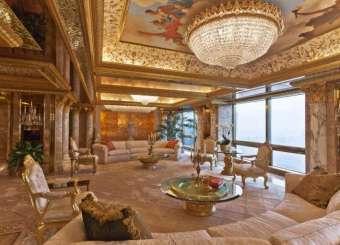 A Look Inside Donald Trump's $100 Million Penthouse