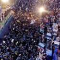 Nawaz Sharif Islama To Lahore Rally 3rd Day's Pictures