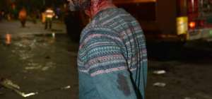 Suicide Attack In Lahore On Mall Road