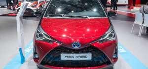 Toyota Reveals the All New Vitz (Yaris) Hybrid