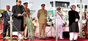 77th Pakistan's Day Celeberations