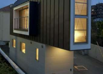 This Narrow House In Japan Only Looks Tiny Just From Outside