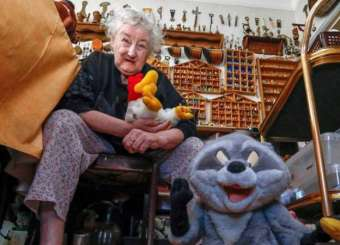 86 Year Old Collected 20000 Items In 65 Years