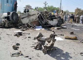 Suicide Attack In Queta