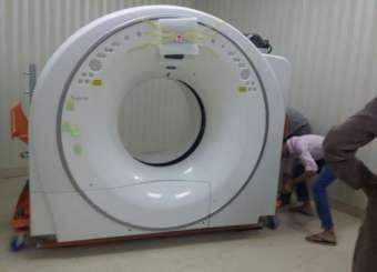 New CT Scan Machines Arrive For DHQ Hospitals In Punjab