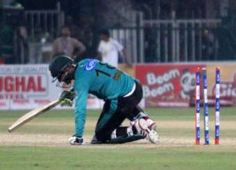 Pakistan Vs World Eleven 1st T-Twenty Match
