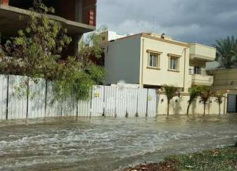 Flood In Jeddah