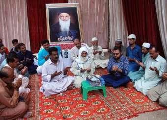 1st Death Anniversary Of Abdul Sattar Edhi