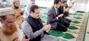 شہداء آرمی پبلک سکول کی یاد میں قرآن خوانی اور دعائیہ تقاریب