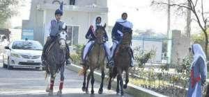 Inter School Games in Sargodha