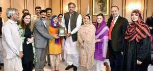 Malala Yousafzai returns to Pakistan after six years