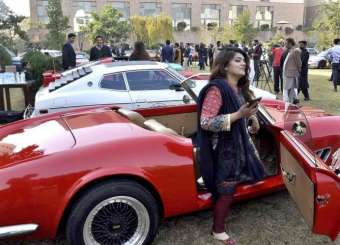 Vintage & Classic Cars Show