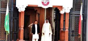 وزیراعظم عمران خان کا دورہ قطر