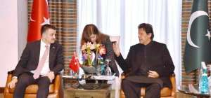 PM Imran Khan Visits Turkey