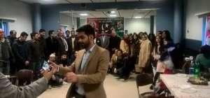 پاکستان پیپلز پارٹی کے چیئرمین بلاول بھٹو زرداری کے حالیہ دورے جرمنی کے موقع پر پیپلزپارٹی جرمنی کا اجلاس