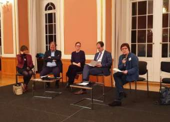 Interfaith Conference Held In Berlin