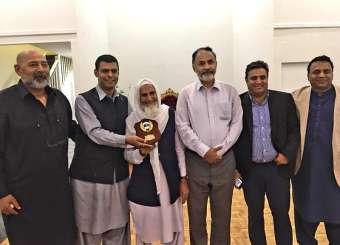 Shahid Iqbal Father