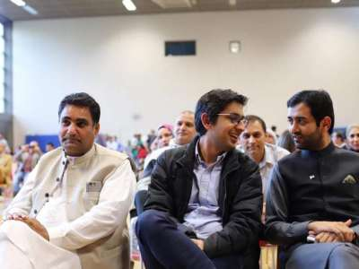 Pakistani Cultural Show in Munich, Germany