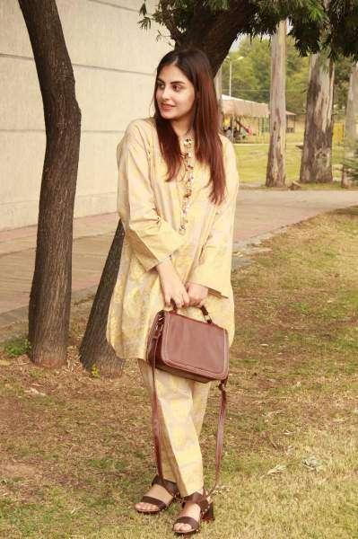 Namrah Waseem Anchor Pictures