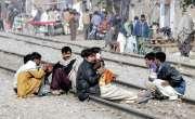 Railway Patriyaan Bachoon K Liye Khatarnak Guzargahain
