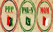 Muthida N League Phir Faslay Per PPP Ki Rabita Mohim