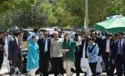 Panama Scandal Noon League Ki Shaula Biani Aur JIT Par Tahafuzaat