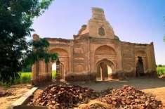 Chitti Masjid - Jamia Masjid Qadir Pur