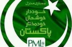 Muslim League Noon Bachaoo Tehreek Ka Elaan