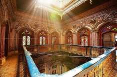 Chiniot Ka Umar Hayat Mahal Jo Taj Mahal Se Mamaslat Bhi Rakhta Hai