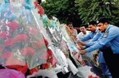 Yome Shuhada Police Aur Tajdeed E Ehad