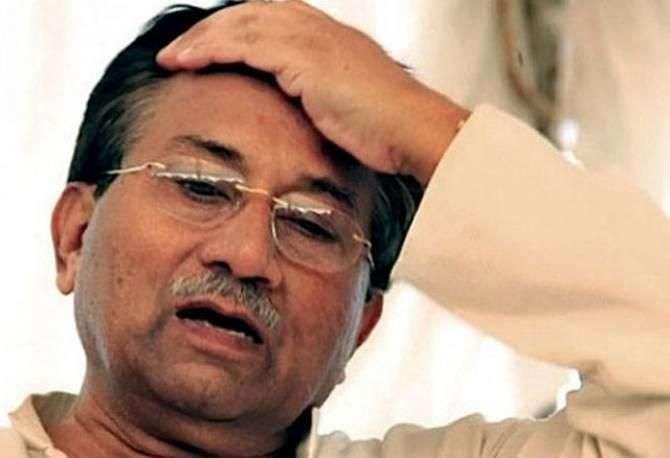 Pervez Musharraf Ki Bimari