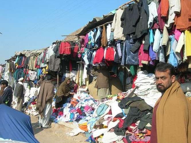 landa Bazar Bhi Gariboon Ki Dastaras Se Bahir